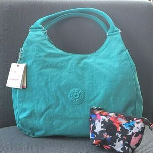 Kipling Roomy Shoulder Bag with Pouch Included! 👝